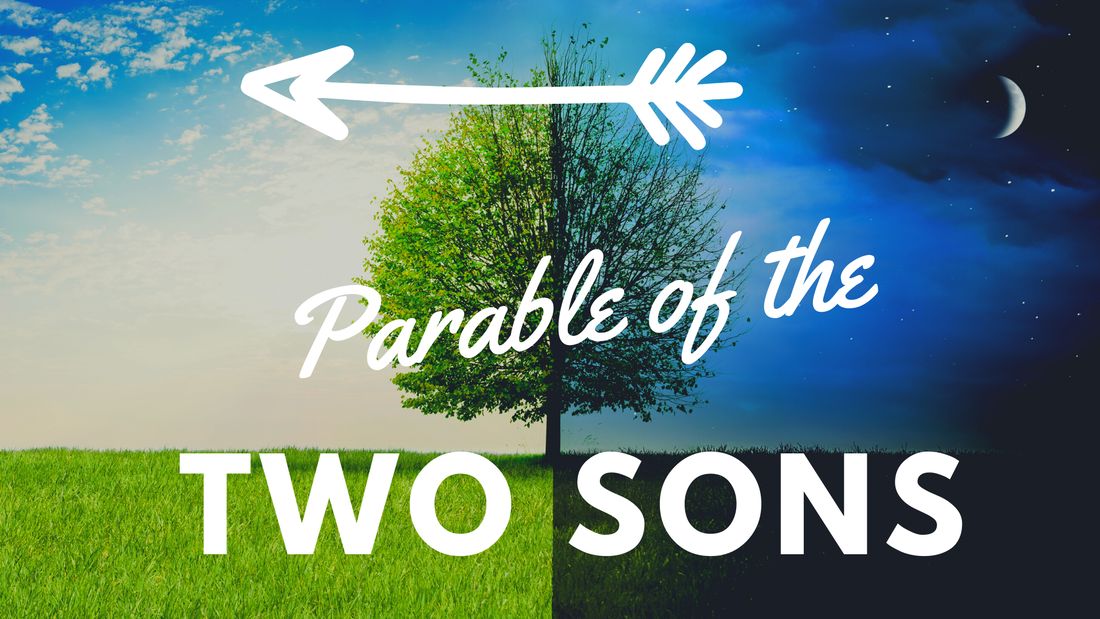 Parable of the Two Sons by Jason Royle